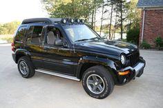Car #9 2004 Jeep Liberty Renegade