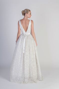 Jean-Ralph Thurin Spring 2016 Bridal Collection