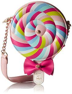 Betsey Johnson Kitch Candy Cross Body Bag, Multi, One Size Betsey Johnson http://www.amazon.com/dp/B018SAJTSW/ref=cm_sw_r_pi_dp_LyM1wb1BRCMKB