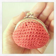 Lady Crochet: Monederos de crochet