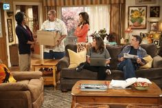 "#Cristela 1x18 ""Latino 101"" - Natalia, Alberto, Daniela, Cristela and Felix"