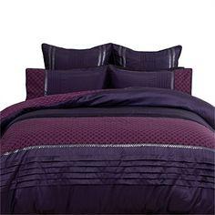 Duvet Cover Sets - Bedroomware - Briscoes - Abode Mason Duvet Cover Set