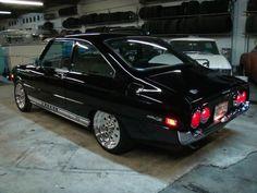 Rad Racer — radracerblog: 64′ Mazda R100 Wagon