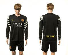 http://www.xjersey.com/201516-barcelona-goalkeeper-long-sleeve-jersey.html 2015-16 BARCELONA GOALKEEPER LONG SLEEVE JERSEY Only $35.00 , Free Shipping!