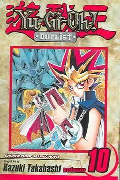 Yu-gi-oh! Duelist 10: The Egyptian God Cards (Yu-Gi-Oh! (Graphic Novels))
