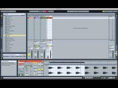 Ableton Live Tutorial (Techno Kick) - YouTube