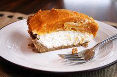 Lazy Gluten Free: Gluten Free Double Layer Pumpkin Pie