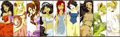 disney gothique | Princesses Disney