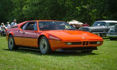 Got to see a BMW M1 yesterday [4786x2878] [OC] - see http://www.classybro.com/ for more!