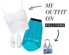 """:) fancyy"" by mittalj ❤ liked on Polyvore"