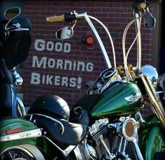 #Bikers‬ don't need #Tea or #Coffee in morning, they simply need a‪ #Morning #Ride !!  #RMMotors #Bike #Biker #Biking #Ride #Riders #Riding #Weekend #RiderQuote #Quote #WeekendFun
