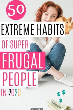 Money management 761600986971481344 - Extreme habits of super frugal people. These are some the best frugal living tips I've found. If you are ready to stop being poor make sure to introduce these habits into your daily life. Source by livinglowkeypins Best Money Saving Tips, Money Saving Challenge, Ways To Save Money, Money Tips, Saving Money, Savings Challenge, Money Budget, Savings Plan, Frugal Living Tips