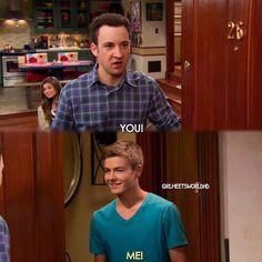 "#GirlMeetsWorld 1x20 ""Girl Meets First Date"" - Cory and Lucas"