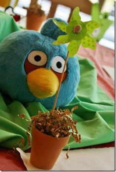 """the allen's: The """"Bird"""" Day Party"""