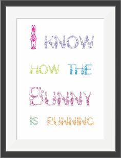 Print Bunny DIN A4