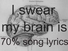 if only everything i had learned in school had been put to music, i might still remember all of it...