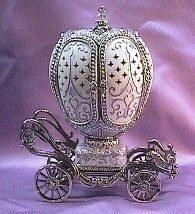 jeweled peacock trinket boxes images | Absolutely beautiful, Limited Edition Collectors Musical Goose Egg.