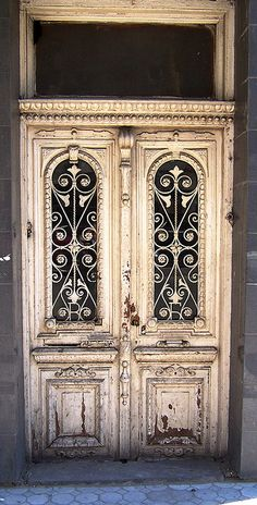 Doorway, Tbilisi, Georgia by David, via Flickr