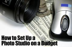 How+to+Set+Up+a+Photo+Studio+on+a+Budget