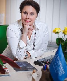 Dr. Natalya Kryvda - Academic Director of Edinburgh Business School in Eastern Europe and one of the panelists for the next Fryday W on October 15th! join us this Tuesday: https://www.facebook.com/events/638615189493817/