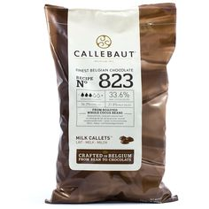 Chocolate Callets Callebaut 1kg 823NV Milk - Infusions4chefs