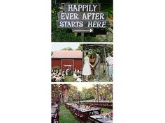 Happily ever after starts here!! cute