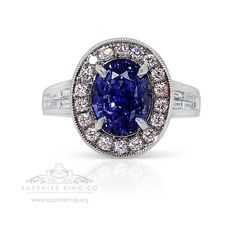 ct Untreated Color Change Sapphire Ring - Platinum 950 GIA Outstanding & rare natural color change ct natural untreated no heat oval cut rich blue violet to purple Ceylon sapphire set into custom made platinum & diamond ring carrying 18 round b Platinum Metal, Platinum Diamond Rings, Best Diamond, Diamond Cuts, Color Change Sapphire, Purple Sapphire, Ceylon Sapphire Ring, Sapphire Wedding Rings, Gemstones