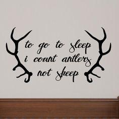 Hunting Theme Nursery, Hunting Bedroom, Hunting Themes, Hunting Baby, Nursery Themes, Nursery Ideas, Hunting Decal, Hunting Quotes, Deer Hunting