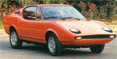 Fiat 850 Dart (Vignale), 1969