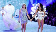 #TaylorSwift, el otro 'ángel' del desfile de Victoria's Secret [FOTOS]
