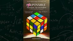 The first complete magic manual with RUBIK's CUBE (NOW in English!)IMPOSSIBLEis a simple to understand book with innovative ideas on the magic cube! You will learn new visual revelations and Killer routines! Stage and close-up effects are included!Includes a 3-lesson video guide to learn how to solve the Rubik's cube Magic Supplies, Types Of Magic, Learn Magic, Social Media Buttons, Rubik's Cube, Innovative Ideas, Magic Book, Shopping Websites, Manual