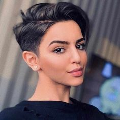 75 Most Flattering Pixie Haircuts for Women, Short Hair Styl.- 75 Most Flattering Pixie Haircuts for Women, Short Hair Styles 2019 75 Most Flattering Pixie Haircuts for Women, Short Hair Styles 2019 – – Short Hairstyles – Hairstyles 2019 - Pixie Haircut For Thick Hair, Haircut For Older Women, Short Pixie Haircuts, Pixie Hairstyles, Short Hairstyles For Women, Short Hair Cuts, Makeup For Short Hair, Undercut Short Hair, Short Asymmetrical Hairstyles