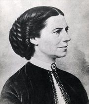 ... fortunately for ...women voters, anyone who has been helped by the American Red Cross, and every G.I. who ever wore a dog tag... Clara Barton was not sidelined by childhood abuse, sexism, or depression. Indeed, its hard to imagine how Barton could have accomplished more. And easy to wonder if a happier woman would have fought as she did  with presidents and nobodies, over great injustices and petty slights.