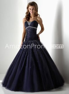 Luxurious Organza Mermaid Strapless Empire Waistline Prom Dresses