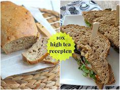10x high tea recepten - Lekker en simpel
