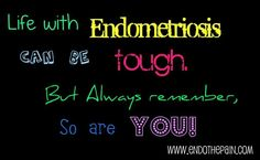 Life with Endometriose