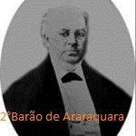 Araraquara, 2° Barão de ; Estanilau Jose De Oliveira