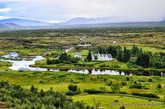 Guia de viaje a Islandia · Þingvellir