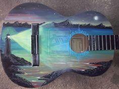 Guitarra Faro by felipevivanco91 on deviantART