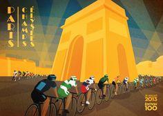 2013 Tour de France Stage 21 Versailles - Paris (by Bruce Doscher)