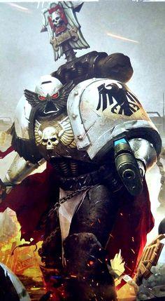 bantarleton:  Raven Guard Captain.