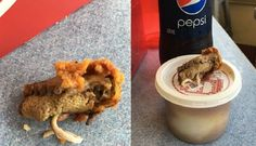 10 Pictures From KFC That Will Make You Vomit