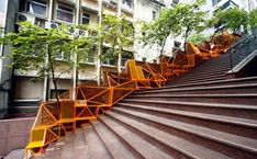 The Cascade Project Transforms Disused Staircase into Inspiring Urban Space for Hong Kong Residents