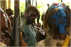 In a bold and expensive move, Netflix has boughtthe worldwide rights for the hotly anticipated new film Beasts of No Nation for $12m in a busy bidding war.