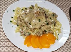 Risotto, Pork, Cooking Recipes, Yummy Food, Meat, Chicken, Ethnic Recipes, Foods, Drinks