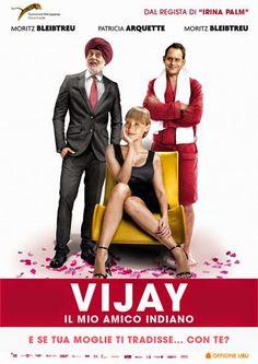 cover maniak!: Vijay - Il mio amico indiano (2013)