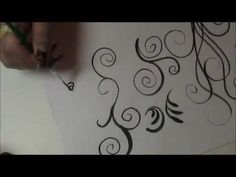 ▶ Showing you how to do basic brush strokes for nails and much more! - YouTube