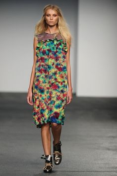 London Fashion Week S/S 2013: House Of Holland