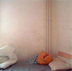 Martina Mullaney, 'untitled' from the series 'Turn In' loneliness is her subject matter.
