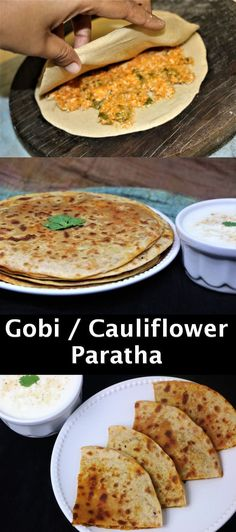 Gobi Paratha is a ty